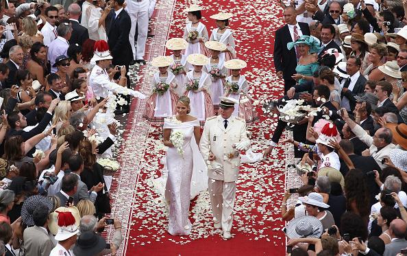 Wedding Dress「Monaco Royal Wedding - The Religious Wedding Ceremony」:写真・画像(17)[壁紙.com]