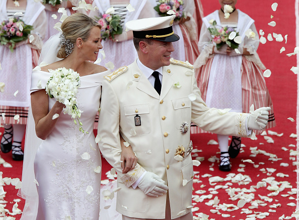 Charlene - Princess of Monaco「Monaco Royal Wedding - The Religious Wedding Ceremony」:写真・画像(18)[壁紙.com]