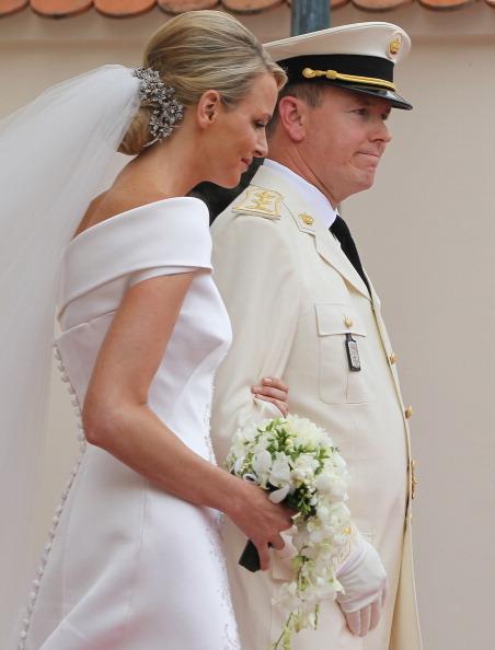 Bouquet「Monaco Royal Wedding - The Religious Wedding Ceremony」:写真・画像(11)[壁紙.com]