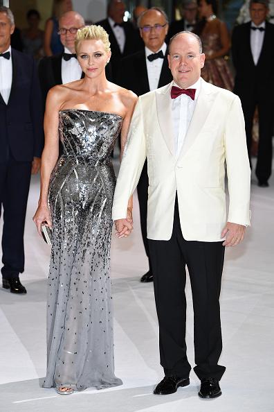 Prince Albert II of Monaco「69th Monaco Red Cross Ball Gala」:写真・画像(18)[壁紙.com]