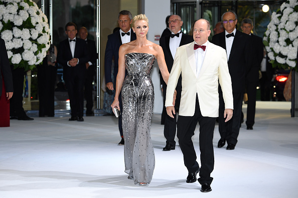 祝賀式典「69th Monaco Red Cross Ball Gala」:写真・画像(15)[壁紙.com]