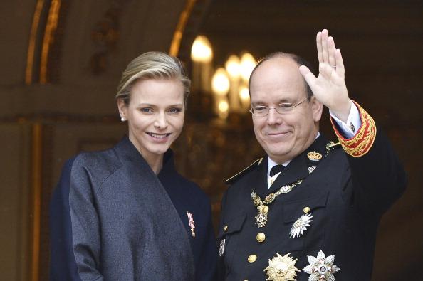 Prince Albert II of Monaco「Monaco National Day 2013 - Balcony Parade」:写真・画像(10)[壁紙.com]