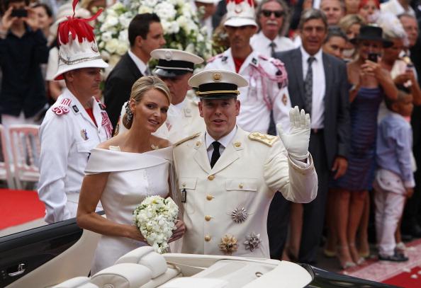 Prince Albert II of Monaco「Monaco Royal Wedding - Cortege」:写真・画像(13)[壁紙.com]
