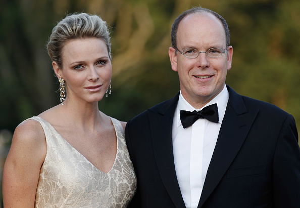 Prince - Royal Person「Prince Albert II And Princess Charlene of Monaco Attend Yorkshire Variety Club Golden Jubilee Ball」:写真・画像(11)[壁紙.com]