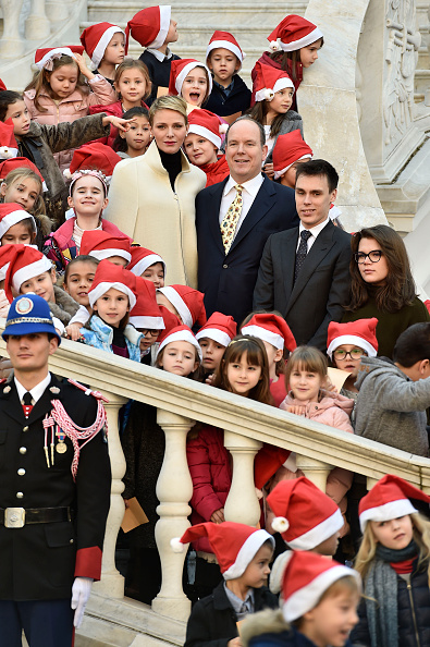 Pascal Le Segretain「Christmas Gifts Distribution At Monaco Palace in Monte-Carlo」:写真・画像(19)[壁紙.com]