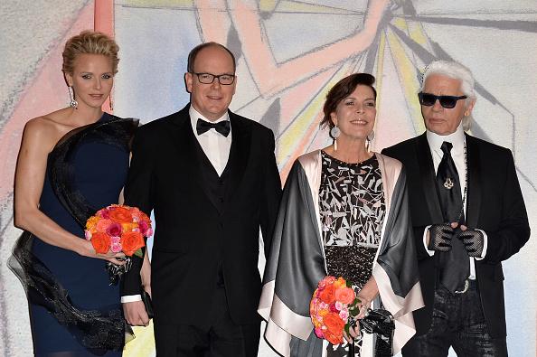 モナコ公国「Rose Ball 2014 In Aid Of The Princess Grace Foundation In Monaco」:写真・画像(3)[壁紙.com]