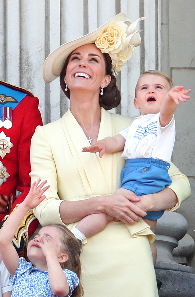Prince Louis of Cambridge「Trooping The Colour 2019」:写真・画像(19)[壁紙.com]