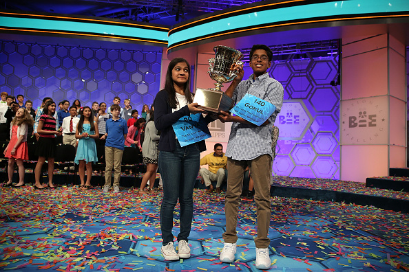Winning「Champion Spellers Compete In Scripps National Spelling Bee」:写真・画像(18)[壁紙.com]