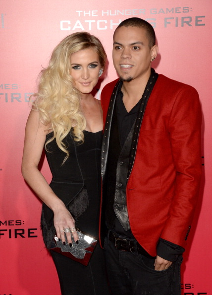 Ashlee Simpson「Premiere Of Lionsgate's 'The Hunger Games: Catching Fire' - Arrivals」:写真・画像(18)[壁紙.com]