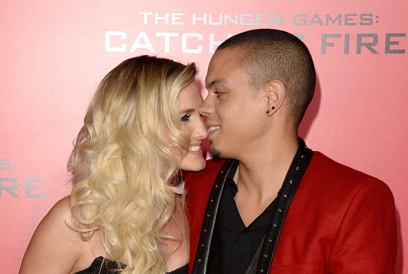 Ashlee Simpson「Premiere Of Lionsgate's 'The Hunger Games: Catching Fire' - Arrivals」:写真・画像(19)[壁紙.com]