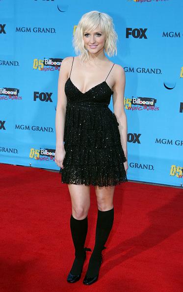 アシュリー・シンプソン「2005 Billboard Music Awards - Arrivals」:写真・画像(5)[壁紙.com]