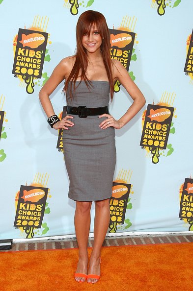 Alexander McQueen - Designer Label「Nickelodeon's 2008 Kids' Choice Awards - Arrivals」:写真・画像(4)[壁紙.com]