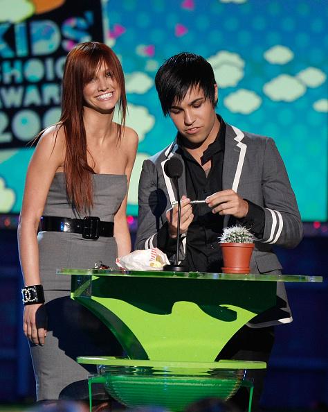 Pencil Dress「Nickelodeon's 2008 Kids' Choice Awards - Show」:写真・画像(9)[壁紙.com]