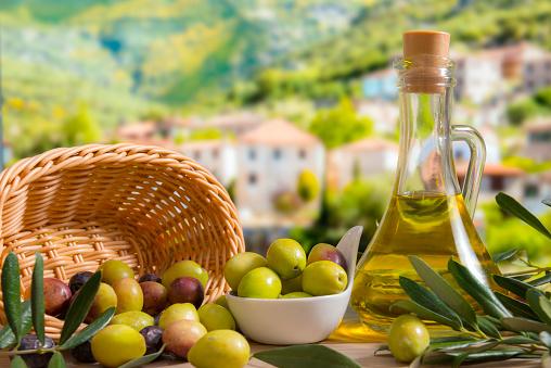 Mediterranean Sea「Olives」:スマホ壁紙(2)