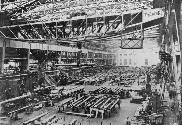 20th Century「Cannon Foundry」:写真・画像(11)[壁紙.com]