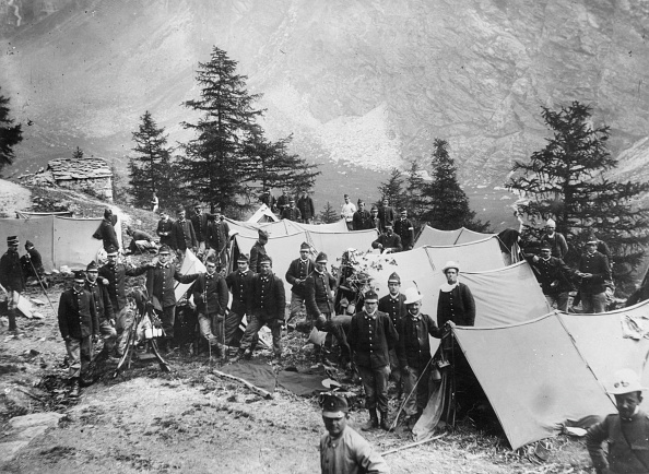European Alps「Alpine Infantry」:写真・画像(6)[壁紙.com]