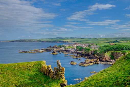 Saint Abb's Head「St Abb's Head, a rocky promontory and a national nature reserve in Berwickshire, Scotland.」:スマホ壁紙(5)