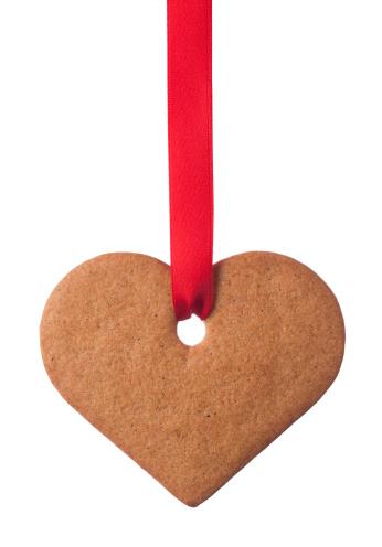 バレンタイン「ジンジャークッキーの中心」:スマホ壁紙(14)
