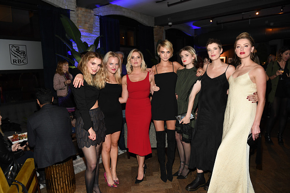 "Ashley Benson「RBC Hosted ""Her Smell"" Cocktail Party At RBC House Toronto Film Festival 2018」:写真・画像(5)[壁紙.com]"