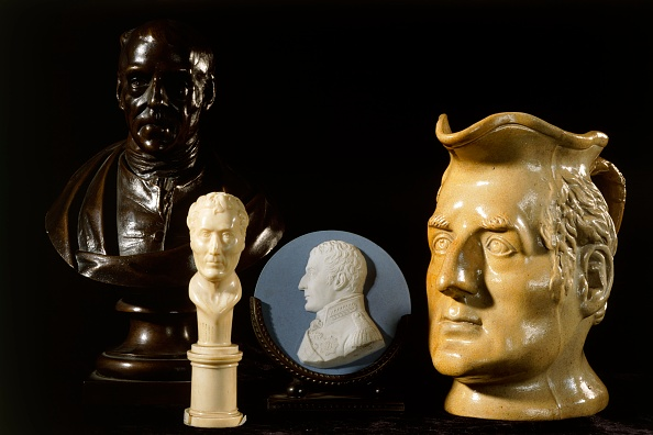 Ceramics「Items From The Lucas Collection Of Wellington Memorabilia」:写真・画像(16)[壁紙.com]