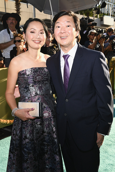 "Black Suit「Warner Bros. Pictures' ""Crazy Rich Asians"" Premiere - Red Carpet」:写真・画像(16)[壁紙.com]"