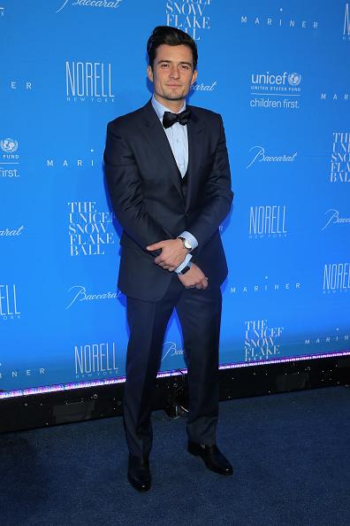 オーランド・ブルーム「11th Annual UNICEF Snowflake Ball Honoring Orlando Bloom, Mindy Grossman And Edward G. Lloyd - Arrivals」:写真・画像(19)[壁紙.com]