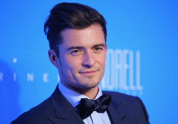 Orlando Bloom「11th Annual UNICEF Snowflake Ball Honoring Orlando Bloom, Mindy Grossman And Edward G. Lloyd - Arrivals」:写真・画像(4)[壁紙.com]