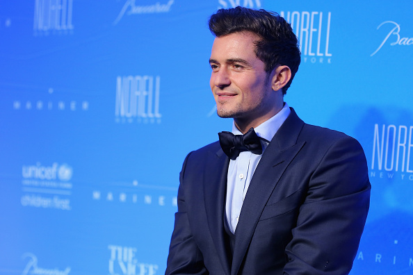 オーランド・ブルーム「11th Annual UNICEF Snowflake Ball Honoring Orlando Bloom, Mindy Grossman And Edward G. Lloyd - Arrivals」:写真・画像(7)[壁紙.com]