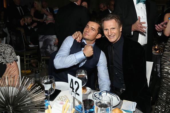 オーランド・ブルーム「11th Annual UNICEF Snowflake Ball Honoring Orlando Bloom, Mindy Grossman And Edward G. Lloyd - Inside」:写真・画像(7)[壁紙.com]
