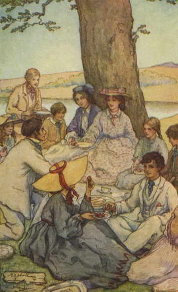 Small「Little Women by Louisa M Alcott」:写真・画像(14)[壁紙.com]