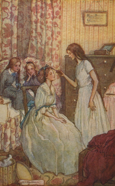 Small「Little Women by Louisa M Alcott」:写真・画像(18)[壁紙.com]