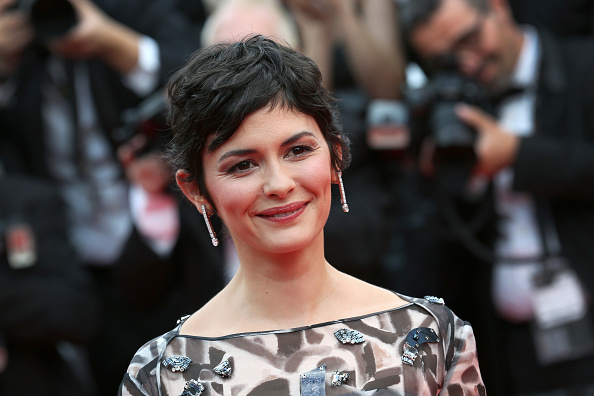 "Audrey Tautou「Opening Ceremony & ""Grace Of Monaco"" Premiere - The 67th Annual Cannes Film Festival」:写真・画像(12)[壁紙.com]"