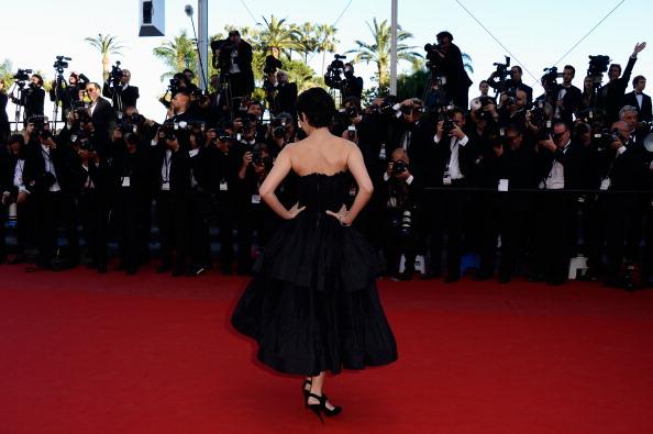 Audrey Tautou「'La Venus A La Fourrure' Premiere - The 66th Annual Cannes Film Festival」:写真・画像(17)[壁紙.com]