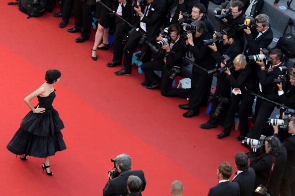 Audrey Tautou「'La Venus A La Fourrure' Premiere - The 66th Annual Cannes Film Festival」:写真・画像(19)[壁紙.com]