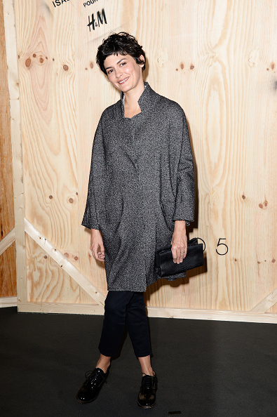 オドレイ・トトゥ「'Isabel Marant For H&M' : Photocall At Tennis Club De Paris」:写真・画像(19)[壁紙.com]