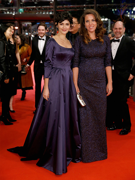 Audrey Tautou「'Nobody Wants the Night' Premiere - 65th Berlinale International Film Festival」:写真・画像(15)[壁紙.com]