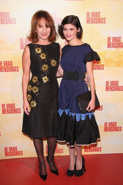 Audrey Tautou「'De Vrais Mensonges' - Paris Premiere」:写真・画像(16)[壁紙.com]