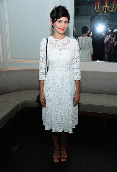 "Audrey Tautou「""Magic In The Moonlight"" New York Premiere - After Party」:写真・画像(7)[壁紙.com]"