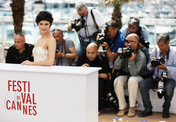 Audrey Tautou「Audrey Tautou Cannes Photo Call - The 66th Annual Cannes Film Festival」:写真・画像(15)[壁紙.com]