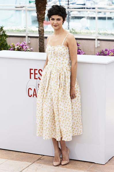Palais des Festivals et des Congres「Audrey Tautou Cannes Photo Call - The 66th Annual Cannes Film Festival」:写真・画像(14)[壁紙.com]
