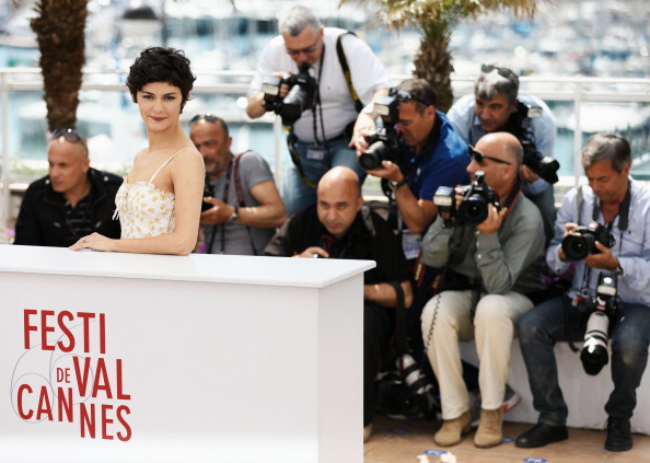 Audrey Tautou「Audrey Tautou Cannes Photo Call - The 66th Annual Cannes Film Festival」:写真・画像(6)[壁紙.com]