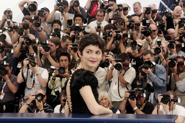 Audrey Tautou「Cannes - The Da Vinci Code - Photocall」:写真・画像(12)[壁紙.com]