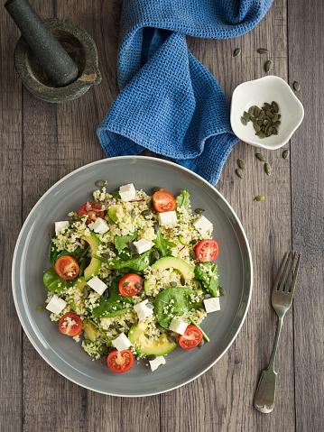 Arugula「couscous super salad」:スマホ壁紙(12)