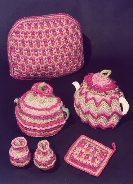Teapot「Woollen Cosies」:写真・画像(7)[壁紙.com]