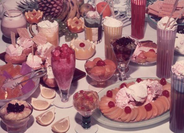Food and Drink「Calorific Afters」:写真・画像(3)[壁紙.com]