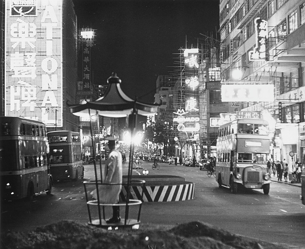 Double-Decker Bus「Nathan Road」:写真・画像(7)[壁紙.com]