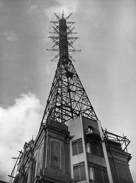 Alexandra Palace「TV Masts」:写真・画像(8)[壁紙.com]