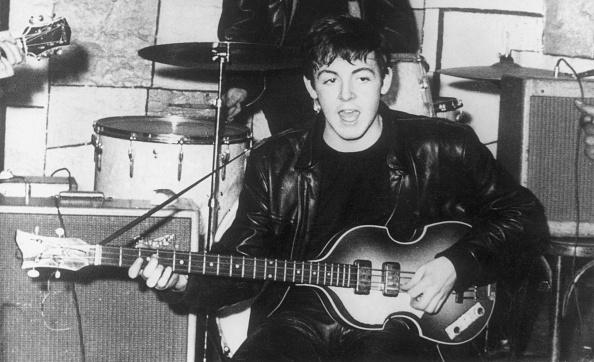ポール・マッカートニー「McCartney's Cavern」:写真・画像(1)[壁紙.com]