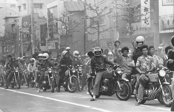 Gang「Motorcycle Gang」:写真・画像(15)[壁紙.com]
