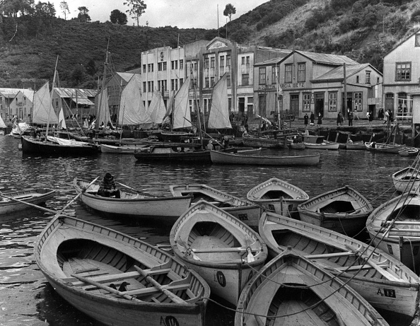 Rowboat「Chile Seaport」:写真・画像(14)[壁紙.com]